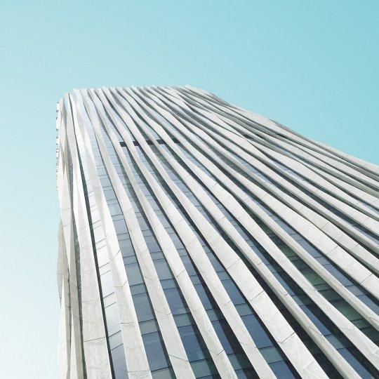 Архитектурные фотографии Криса Провоста - №6