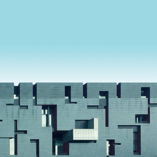 Архитектурные фотографии Криса Провоста - №9