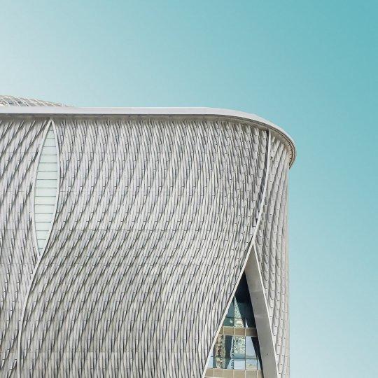 Архитектурные фотографии Криса Провоста - №14