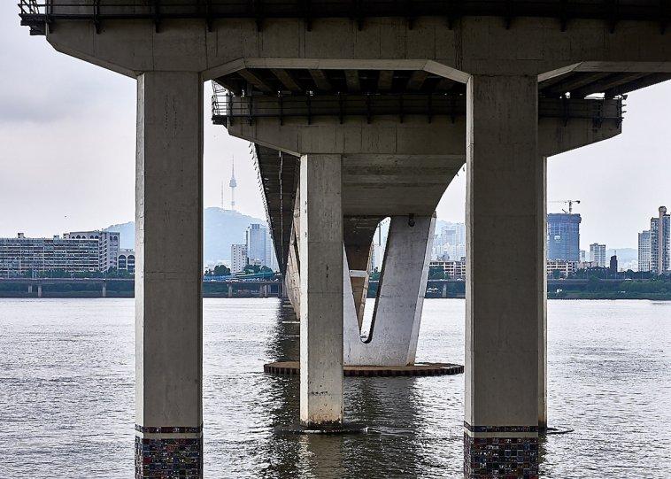 Мануэль Альварес Диестро «Сеульские мосты» - №6