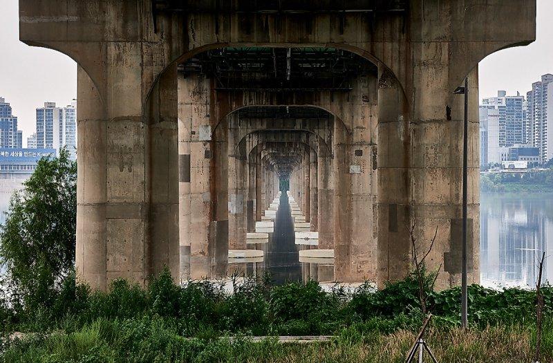 Мануэль Альварес Диестро «Сеульские мосты» - №19