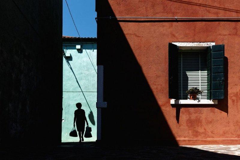 Яркие тени острова Бурано - №10