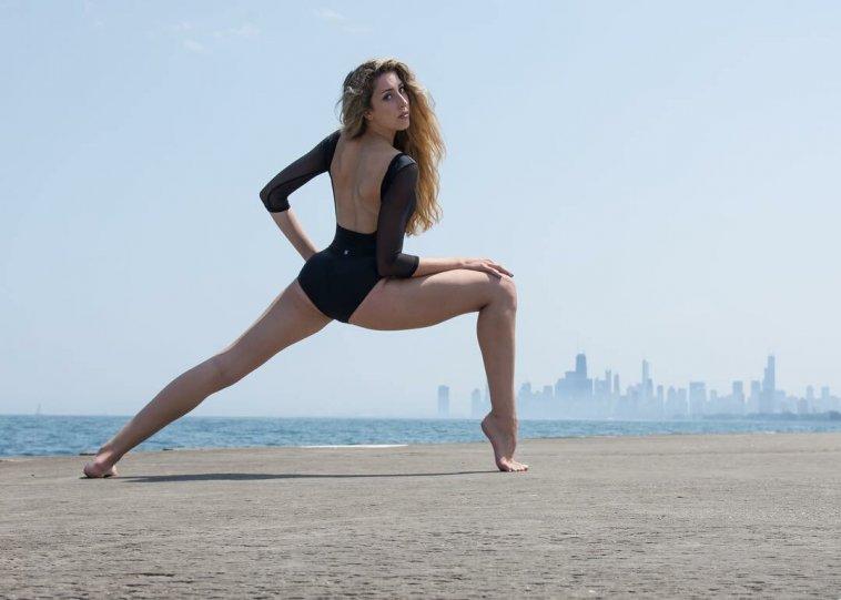 Балерины на улицах - №8