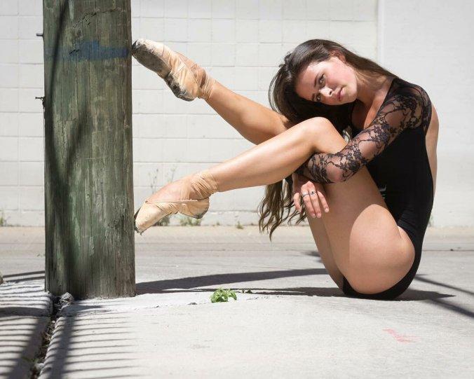 Балерины на улицах - №14