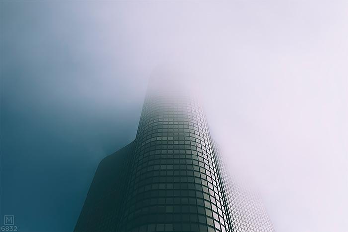 Туманные мегаполисы - №4