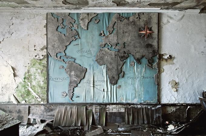 Заброшенный мир - №6