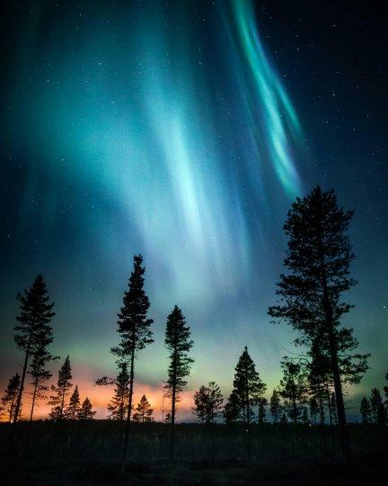 Красота северного сияния - №18