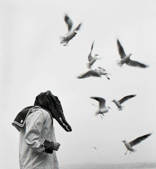Мир чёрно-белой фотографии - №17