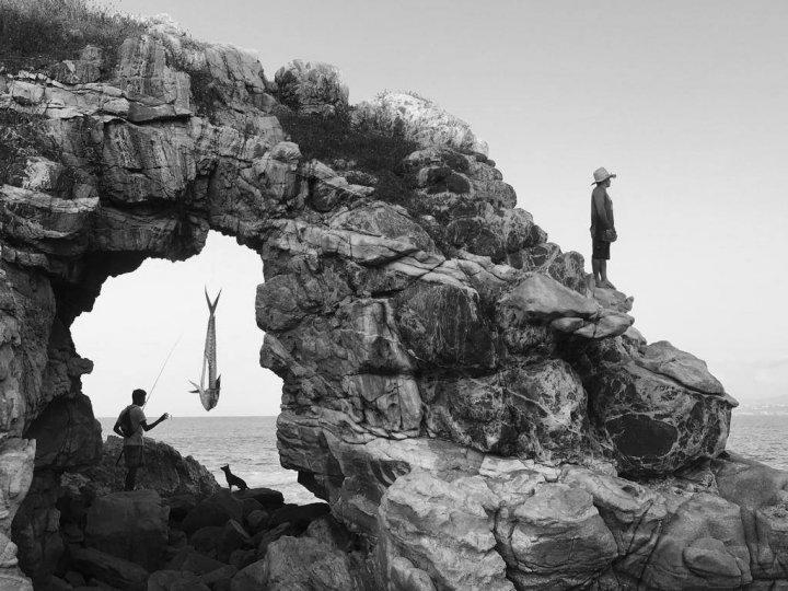 Мир чёрно-белой фотографии - №9