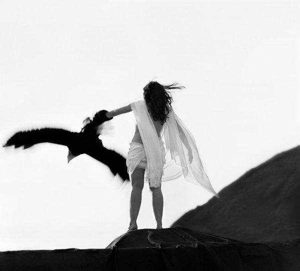 Мир чёрно-белой фотографии - №18