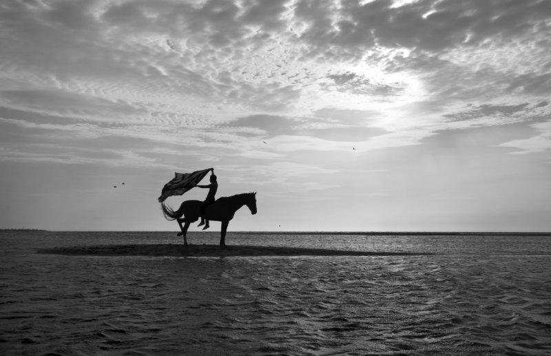 Мир чёрно-белой фотографии - №14