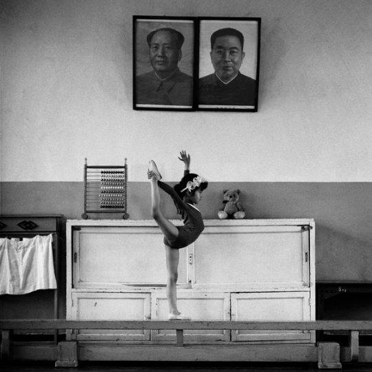 Лучшие снимки Альберта Уотсона - №11