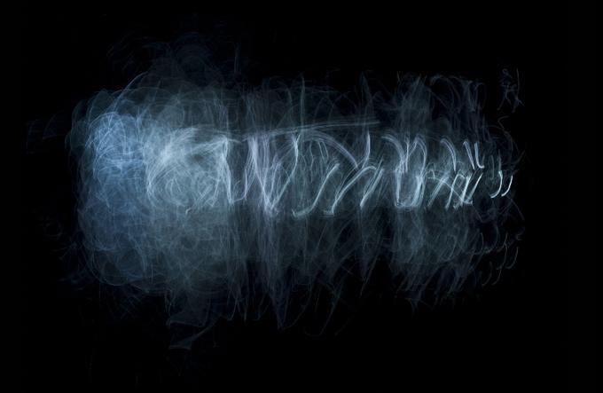 Люминесцентная фотография - №7