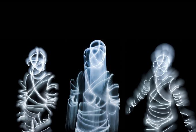 Люминесцентная фотография - №11