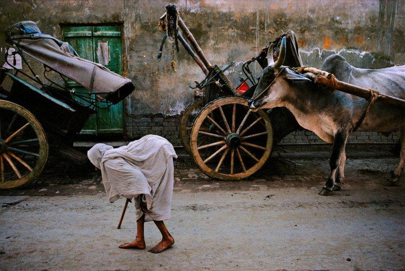 Вриндавана, Индия, 1995