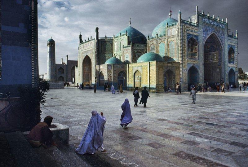 Афганистан, 1992
