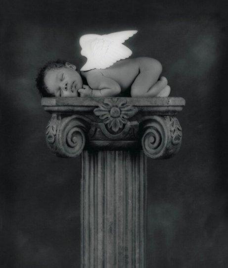 Как фотографировать новорождённого ребёнка? - №10