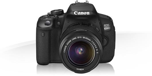 О фото технике: тест-обзор камеры Canon 650D - №2