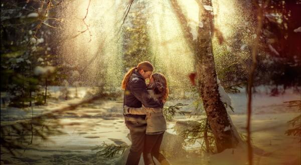 Виталий Курец (Vitali Frozen). Фото идеи в отражении людей - №7