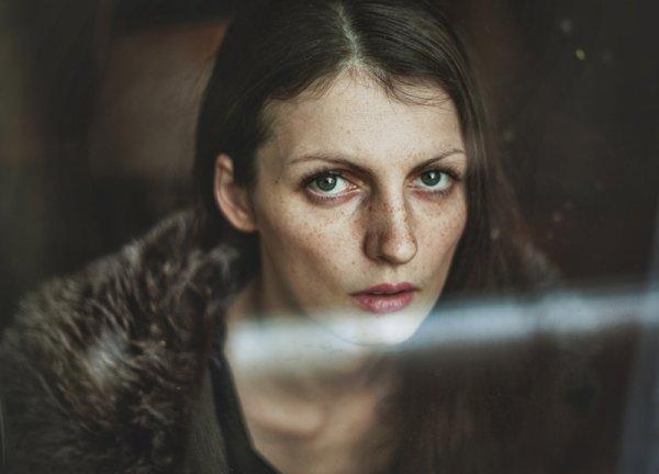 Виталий Курец (Vitali Frozen). Фото идеи в отражении людей - №11