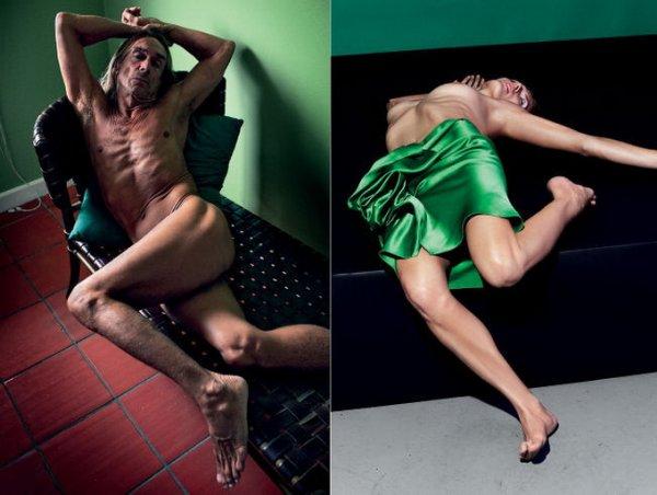 Марио Сорренти. Нестандартные модные фото, съемка селебрити - №33