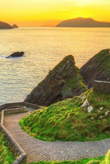 Удивительные побережья в красивых фото - №5