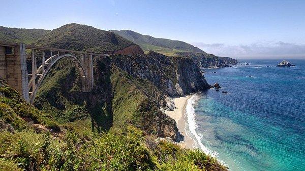 Удивительные побережья в красивых фото - №29