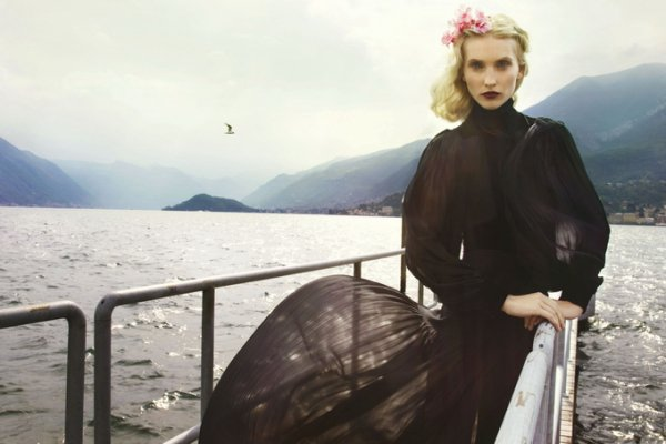 Русский взгляд на модные фото. Николай Бирюков - №38