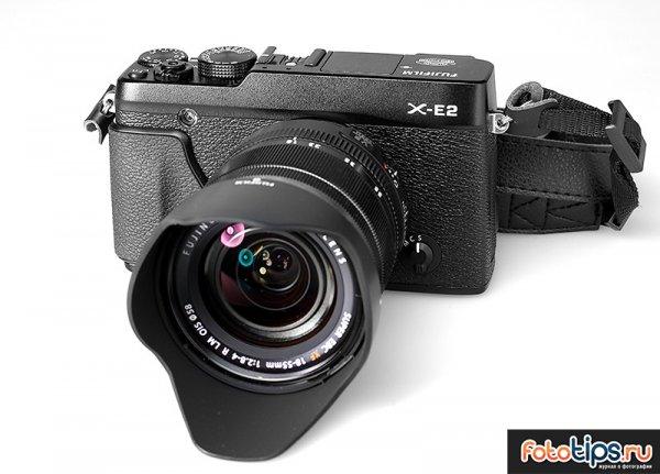 Новинки фото техники: тест-обзор Fujifilm X-E2 от Эдуарда Крафта - №1