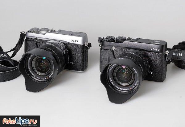 Новинки фото техники: тест-обзор Fujifilm X-E2 от Эдуарда Крафта - №5