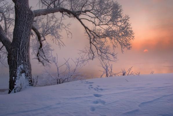 Необъятная Россия в фото пейзажах Даниила Коржонова - №10