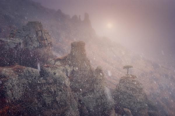 Необъятная Россия в фото пейзажах Даниила Коржонова - №30