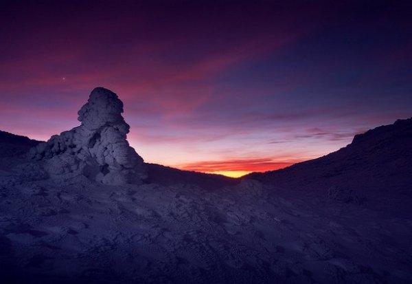 Зимние фото пейзажи из Крыма - №28