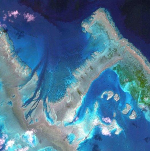 Новости в фотографиях - лучшие снимки со спутника 2013 - №7