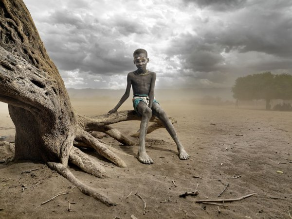 Новости в фотографиях - Лучшие работы конкурса Sony World Photo Awards 2014 - №1