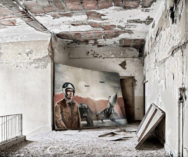 Граница между документальным и художественным фото. Tamas Dezso - №8