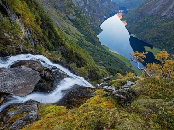 Удивительные и красивые фото кадры природы - №11