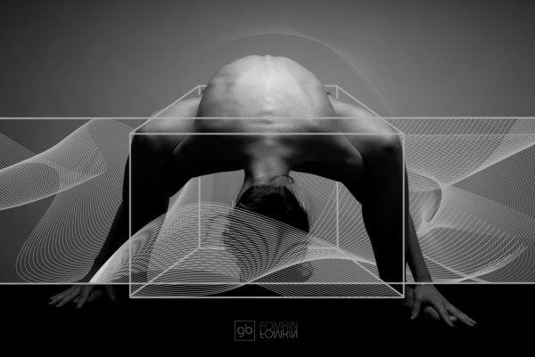 Геометрия тела в интересном фото проекте - №4