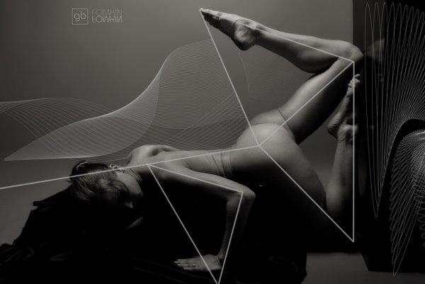 Геометрия тела в интересном фото проекте - №16