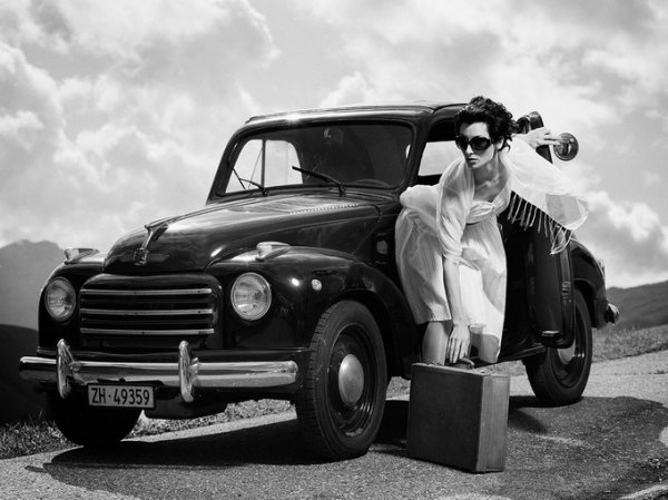 Marc & Louis - команда профессиональных фотографов в жанре фэшн - №16