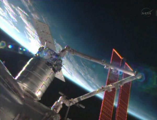 Фото история: 2013 год в Космонавтике - №4