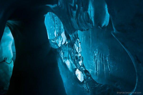 Яркие фото из глубин белоснежных ледников. Лучшие фото ледников мира! - №4