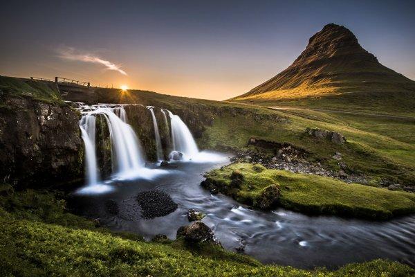 Восхитительные фото пейзажи из Германии. Andreas Wonisch - №22
