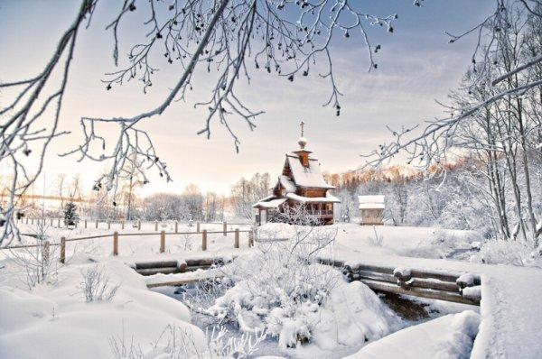 Урок фотографии. Поиск сюжетов для съемки зимой - №2