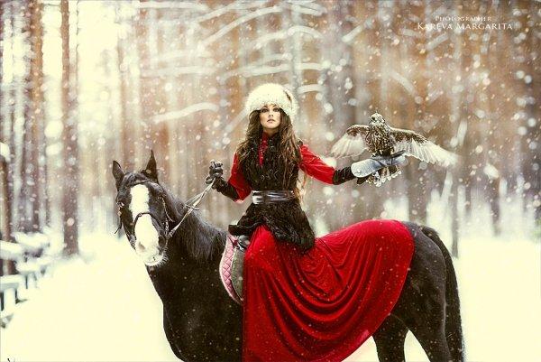 Урок фотографии. Поиск сюжетов для съемки зимой - №18