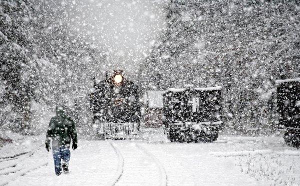 Урок фотографии. Поиск сюжетов для съемки зимой - №30