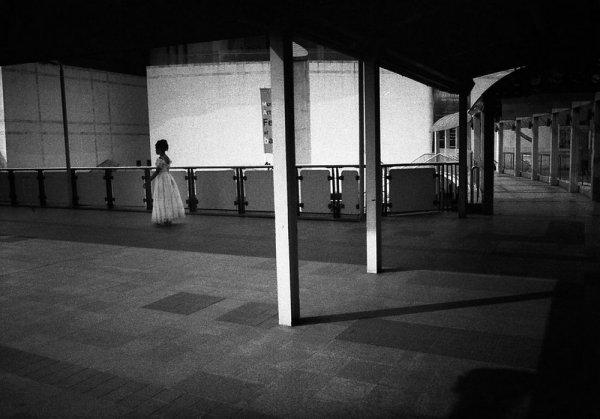 """Черно-белые фото Алины Тарабариновой: """"Фотография - это диалог"""" - №3"""