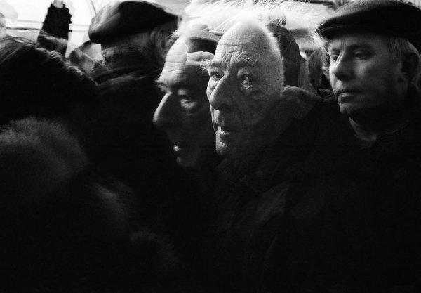 """Черно-белые фото Алины Тарабариновой: """"Фотография - это диалог"""" - №31"""