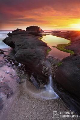 Чувственные фото пейзажи от канадского фотографа Victor Liu - №9