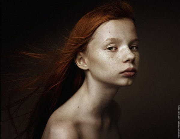 Winner in the Portrait category - Dmitry Ageev, Russian Federation